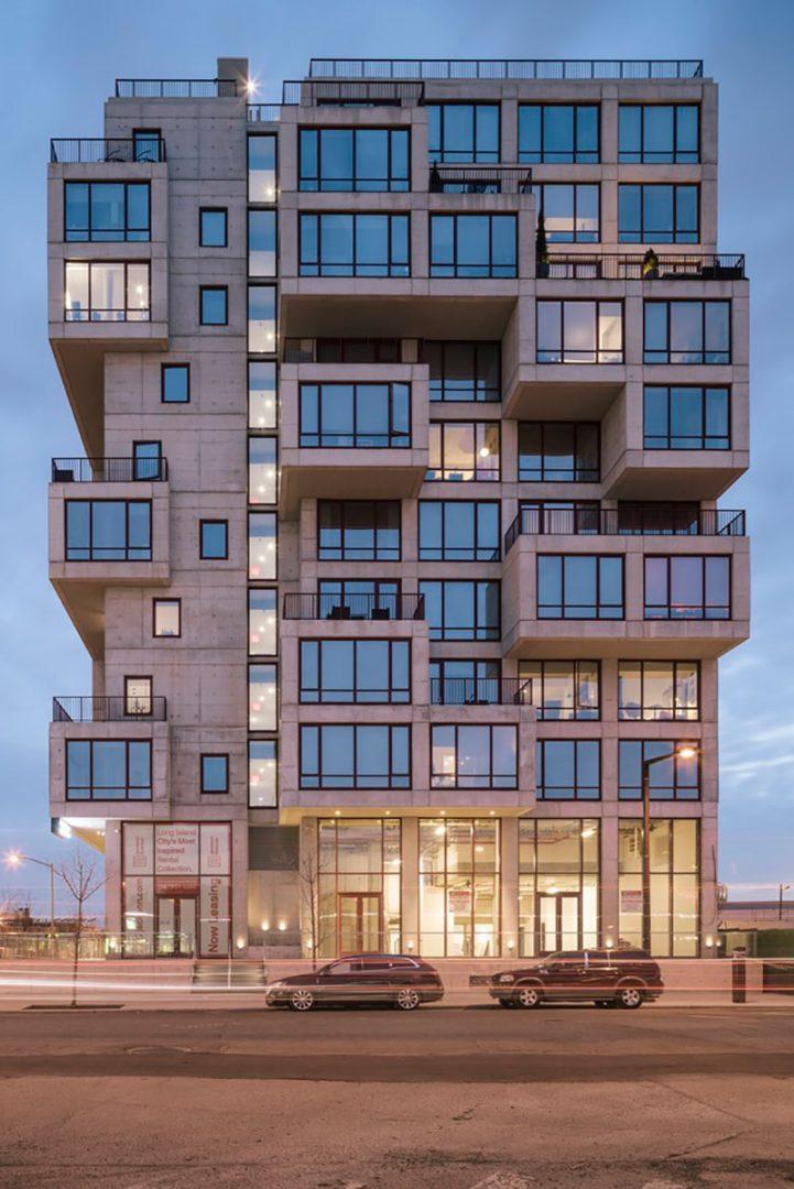 طراحی نمای ساختمانی | خدمات طراحی ساختمان