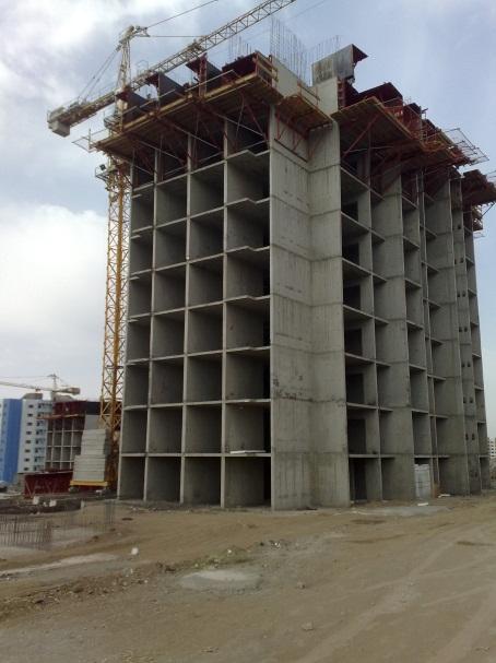 سازه بتنی | خدمات اجرایی ساختمان