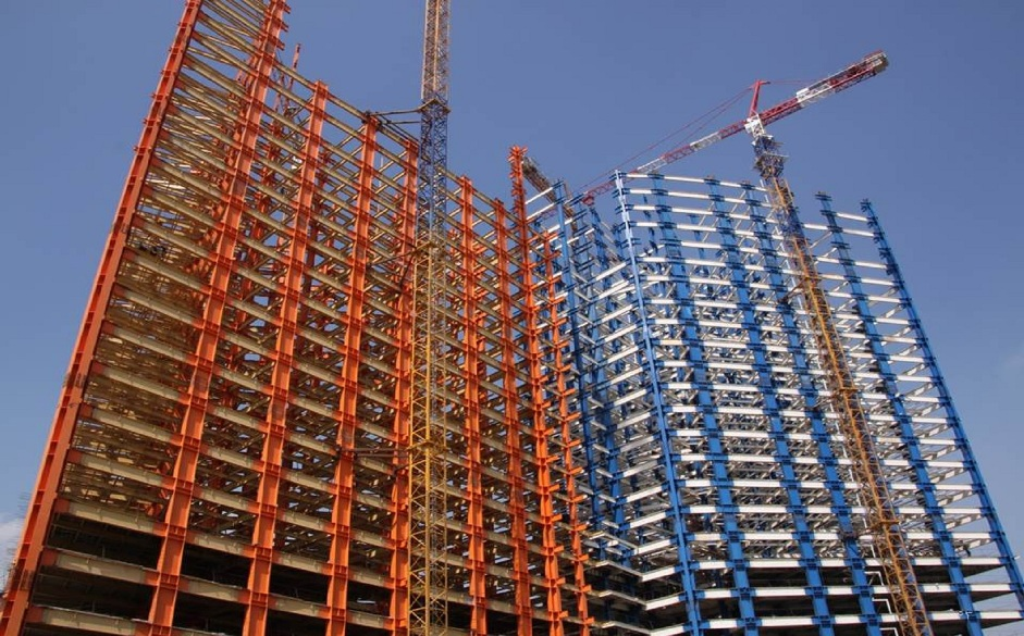 سازه فلزی | خدمات اجرایی ساختمان