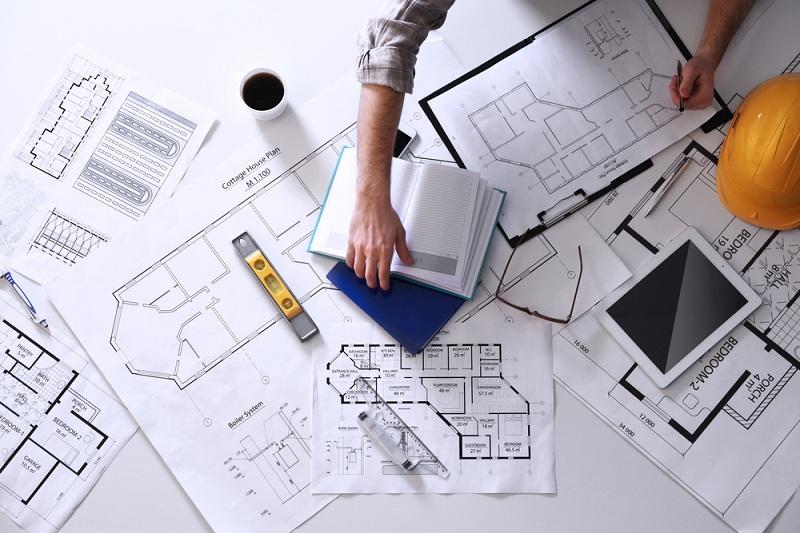 طراحی پلان معماری
