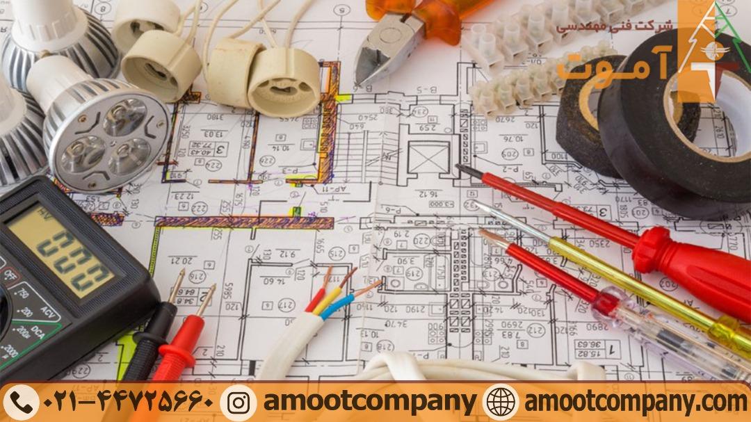 خدمات طراحی ساختمان